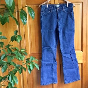 Vintage Levi Strauss & Co Signature Bootcut Short